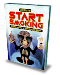 "Illustration of the book cover ""Start Smoking - finally become a smoker"""